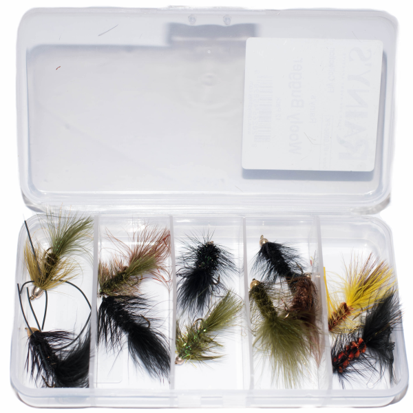 Rainys Wooly Bugger Fly Assortment